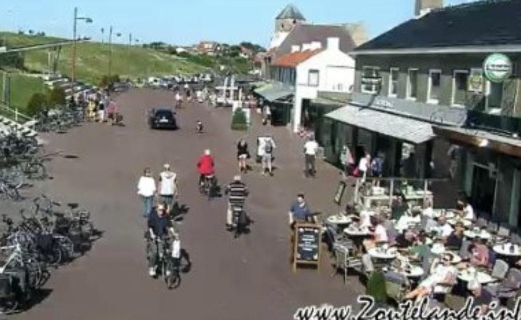 Ortskern_Zoutelande_Liveview_Urlaub